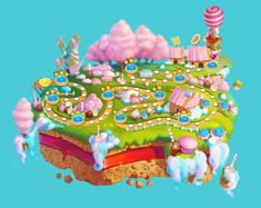 Gamasutra: Junxue Li's Blog - Mobile game maps: which format is right for you