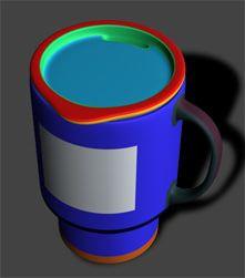 Travel Mug 3Ds - 3D Model
