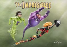The Impossibles by Zepa-Arts on DeviantArt
