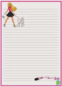 Stationary Printable, Printable Lined Paper, Hello Kitty My Melody, Sanrio Hello Kitty, Cute Writing, Barbie Coloring Pages, Romance Art, Paper Wallpaper, Stationery Paper