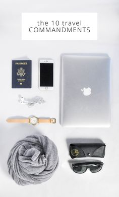 The 10 Travel Commandments | the top ten must know air travel tips