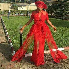@stellacharles looking in red #slayedit#fabinasoebi