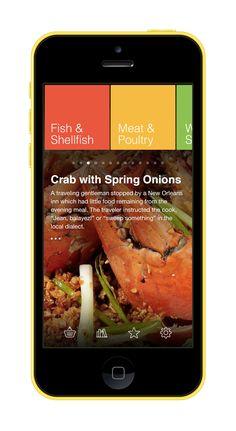 Recipes App by Alex Patrascu