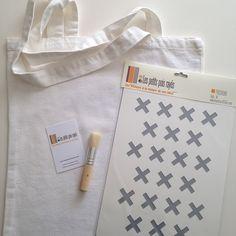 diy cosm tique tuto pour fabriquer un sac en papier kraft de rangement pour ses huiles par. Black Bedroom Furniture Sets. Home Design Ideas