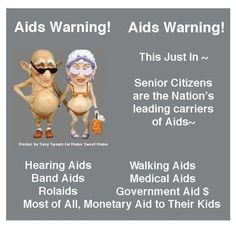 Aids warning!!! (lol)