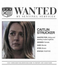Caitlin Strucker - The Gifted