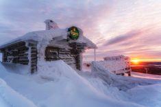 Kesäkahvilan talvi ❄️❄️❄️❄️❄️Summer cafe in winter #Kittilä #Lapland photo by Kadri Härm - Satu Karlin (@KarlinSatu) | Twitter