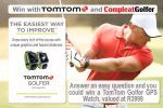 Win a TomTom Golfer GPS Watch worth R3999   Ends 31 January 2015 Competition, January, Gadgets, Baseball Cards, Watch, Clock, Bracelet Watch, Clocks, Gadget