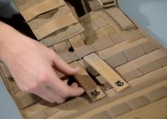 How to Correctly Weave MOLLE (PALS)