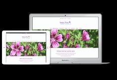 Webdesign Bettina Blum Web Design, Seo, Polaroid Film, Frame, Frames, Website Designs, Site Design