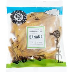 Bananas are a much loved sub-tropical fruit that South Africans adore fresh, but have not often been able to get in dried form. Our dried banana slices preserve the soft, sweet velvetiness of bananas and add a great texture for deliciously comforting snacking. http://ceciliasfarm.co.za/product/banana-slices/