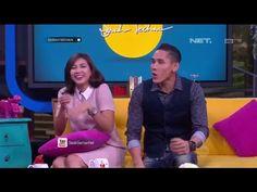 Andrea Dian & Ganindra Bimo bercerita tentang kegemaran berolahraga bareng