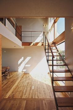 Backyard Cottage, Woodworking Projects Diy, Stairways, Modern Interior, My House, Interior Decorating, Grand Living, Loft, House Design