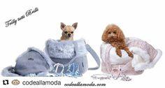 Una nuova attività si è iscritta su #BauSocial: @codeallamoda . .  #Repost @codeallamoda with @repostapp  Tutta la collezione Trilly tutti Brilli A/I 2016-2017 la trovi on line da Code alla Moda. Spediamo in tutta Italia su richiesta anche all'estero. Ordini telefonici o su whatsapp 393402906342 Per email: info@codeallamoda.com Su sito: http://ift.tt/2cf5yWl #trillytuttibrilli #cani #cane #dog #dogs #petshop #torino #italia #roma #marketing #socialmedia #social #love #life #instadog #Bau…