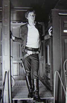 Captain Solo...