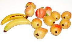Himmlische Süßigkeiten: Marzipan-Früchte