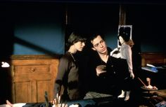 Philippe Volter, Irène Jacob in La Double vie de Véronique (1991)