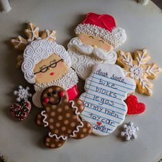 Doughmestic Housewife Holiday Cookies