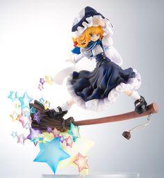 Touhou Project Marisa Kirisame Statue [Pre-order]