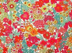 Liberty Fabric Margaret Annie