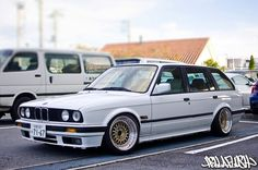 I will own a e30 wagon