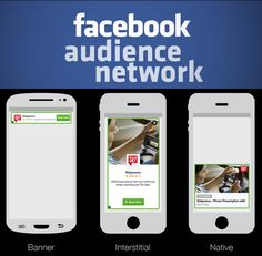 The Facebook Audience Network is here.  Read more here: http://tcrn.ch/1CWNx2K  #Facebook #AudienceNetwork #MobileAds #Marketing #Advertising