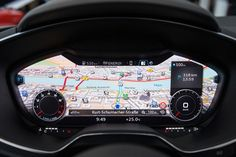 Car Dashboard UI Collection — About Cars — Medium