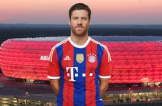 Xabi Alonso has completed his transfer from Real Madrid to Bayern Munich. #FCBayern #RMCF #Alonso