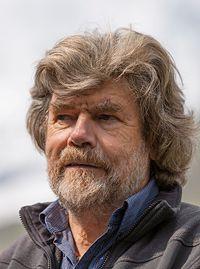 Bergsteiger Reinhold Messner hat den Kailash aus Respekt bis heute nicht erklommen (Foto von: Frieder Blickle/laif)