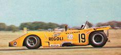 GENTILE-CHEVROLET (1970-1971) Piloto Hector Plano