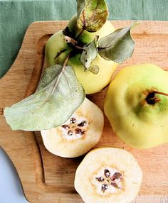The Bojon Gourmet: Roasted Quince and Apple Turnovers