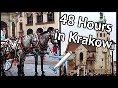 48 Hours In Krakow | Eat, Sleep, Explore | xameliax