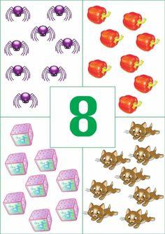 * Cijferkaarten! 8-10