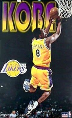 881cee393  14.99 - 1998 Kobe Bryant Reverse Los Angeles Lakers Original Starline  Poster Oop  ebay  Collectibles