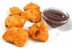 Guilt-free Chicken Nuggets