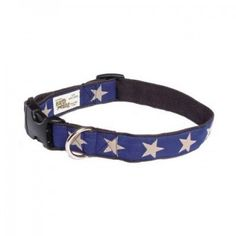 <p>These decorative, environmentally-friendly dog collar, leash and harness set feature triple-layer hemp canvas construction and the highest quality contoured, quick-release hardware with distinctive star-spangled trim. Unlike nylon and other synthetics, hemp is naturally hypoallergenic and softens with wear, making this collar, lead and harness set extremely comfortable.Choose adjustable buckle collar or martingale no choke collar option. Safer and more gentle than a choke c...
