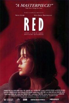 Red (1994) directed by Krzysztof Kieslowski