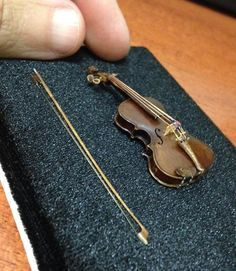 making a violin step by step