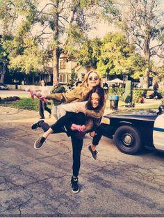 crazy girls :)