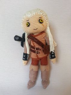 Geralt of Rivia. The Witcher by Trisha-N on DeviantArt