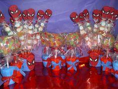 fiesta tematica spiderman - Buscar con Google