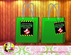 GHOSTBUSTERS GHOST BUSTERS HERSHEY KISS LABELS STICKERS BIRTHDAY PARTY FAVORS