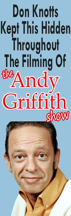 Fans Stunned As Don Knotts Blurts Out Why He Left 'The Andy Griffith Show' http://campingtentlovers.com/tent-camping-tips/