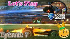 Let's Play Rocket League Episode 7