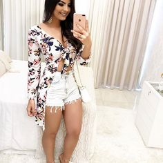 I like em thighs 😏 Part of the collection Girly Outfits, Short Outfits, Sexy Outfits, Dress Outfits, Summer Outfits, Casual Outfits, Cute Outfits, Fashion Outfits, Look Fashion
