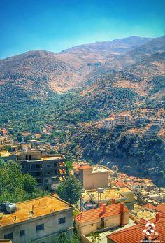 Shebaa village, south Lebanon   By Omar Ghader #Lebanon #WeAreLebanon