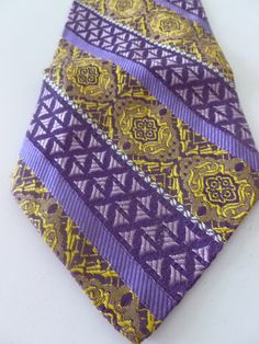 Gotta have it!!  Hey, I found this really awesome Etsy listing at https://www.etsy.com/listing/159518582/vintage-necktie-eyecatchingtextured
