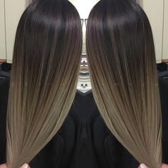 70 Flattering Balayage Hair Color Ideas for 2019 Hair Color Balayage, Hair Highlights, Ombre Hair, Haircuts For Long Hair, Cool Hairstyles, Hair Facts, Gorgeous Hair Color, Hair Due, Brown Blonde Hair