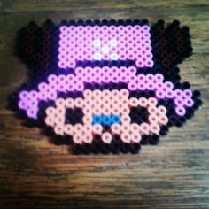 Chopper One Piece Hama beads by anyer_law