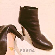 PRADA Short boots.